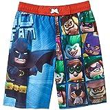Lego Batman Boys Swim Trunks Shorts