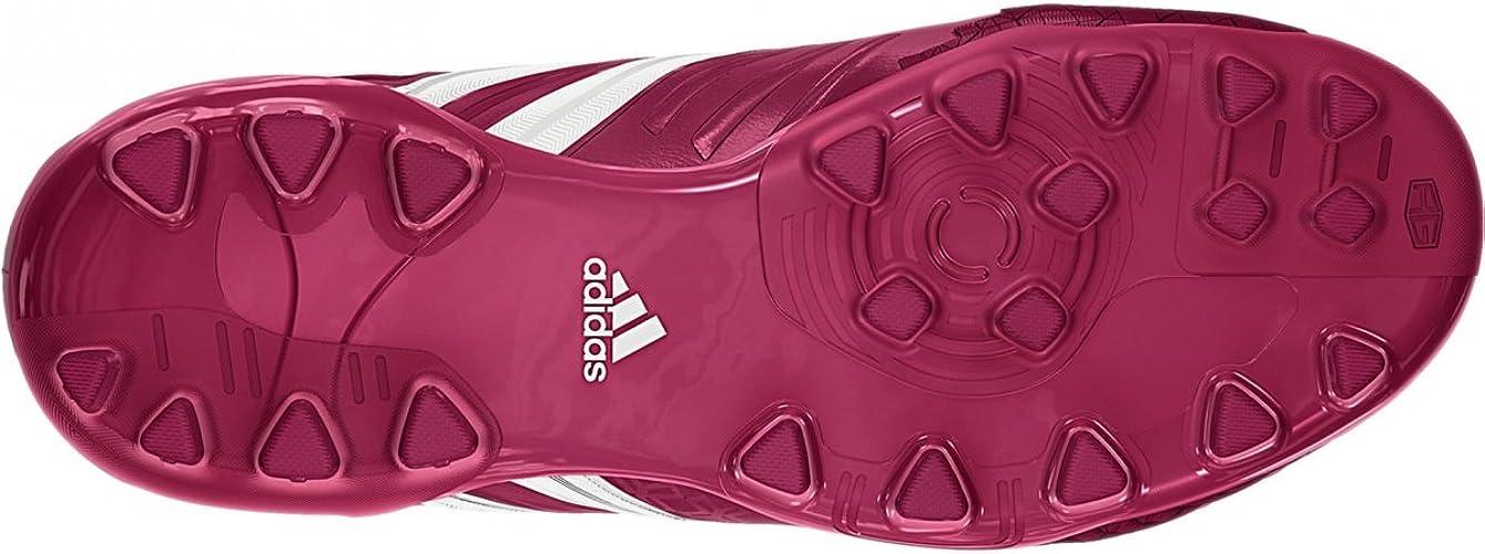 adidas Bota Jr Predator Absolado LZ TRX AG Vivid berry-Solar slime