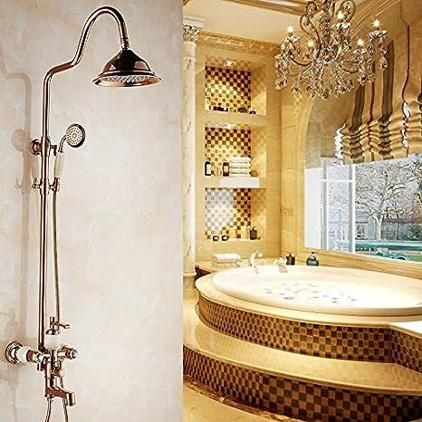 cucina di casa miscelatore doccia rubinetto vasca da bagno rubinetto ...