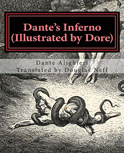 Book Dantes Inferno Illustrated By Dore Modern English