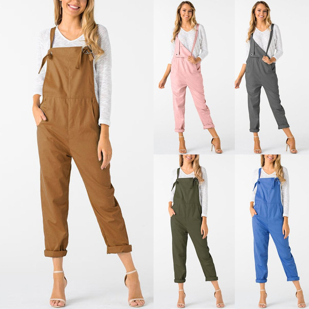 2751a4e85c8 Amazon.com  Women Casual Jumpsuit
