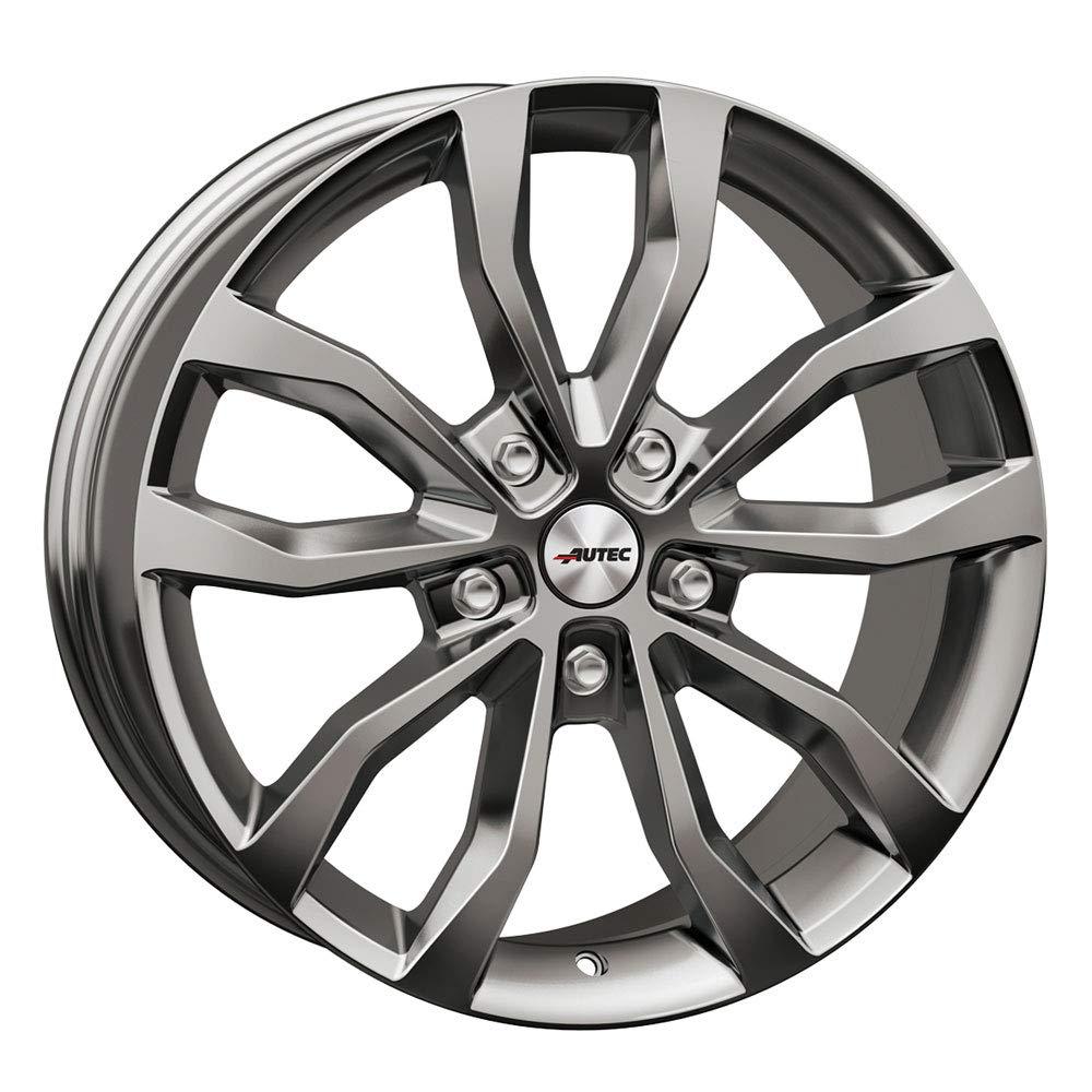 Autec Llantas UTECA 8.0 x 18 ET48 5 x 130 SIL para Audi Q7