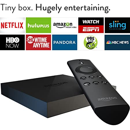 Review Amazon Fire TV -