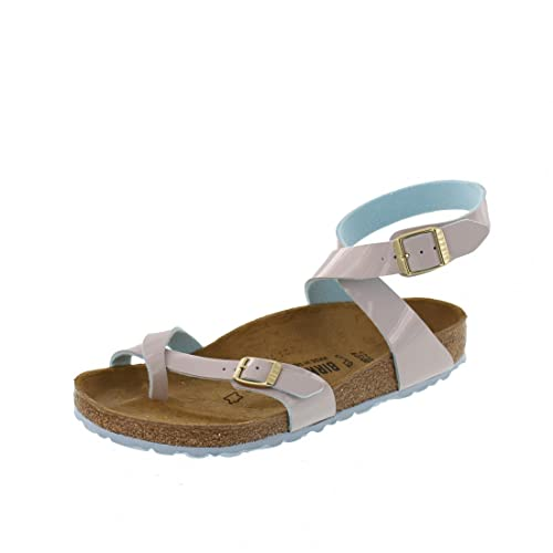 Birkenstock Shoes - Yara 1008509 - Two Tone Lightgray, Size:EUR 36