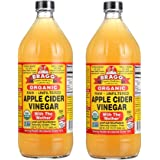 Amazon.com : Bragg Organic Raw Apple Cider Vinegar, 32