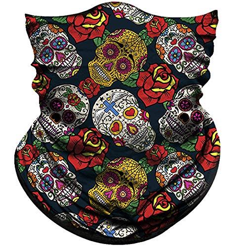 Face Mask Bandana For Women Sun ...