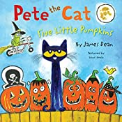Pete the Cat: Five Little Pumpkins | James Dean