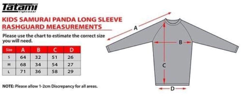 Blue Tatami Kids Essential Long Sleeve Camo BJJ Rash Guard