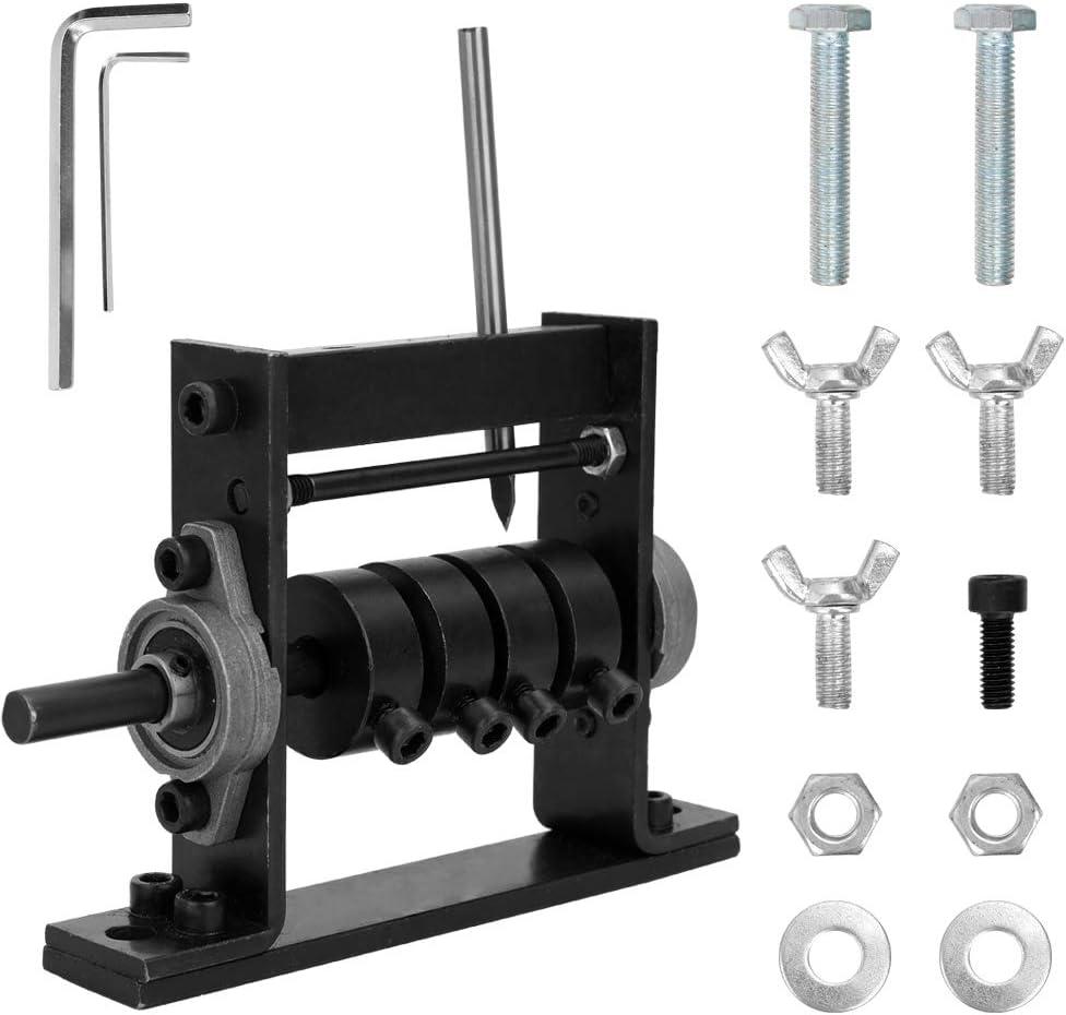 KKmoon Máquina Peladora de Cables,Pelacables,Máquina de Pelar Cables,Máquina Pelador de cable 1-30 mm