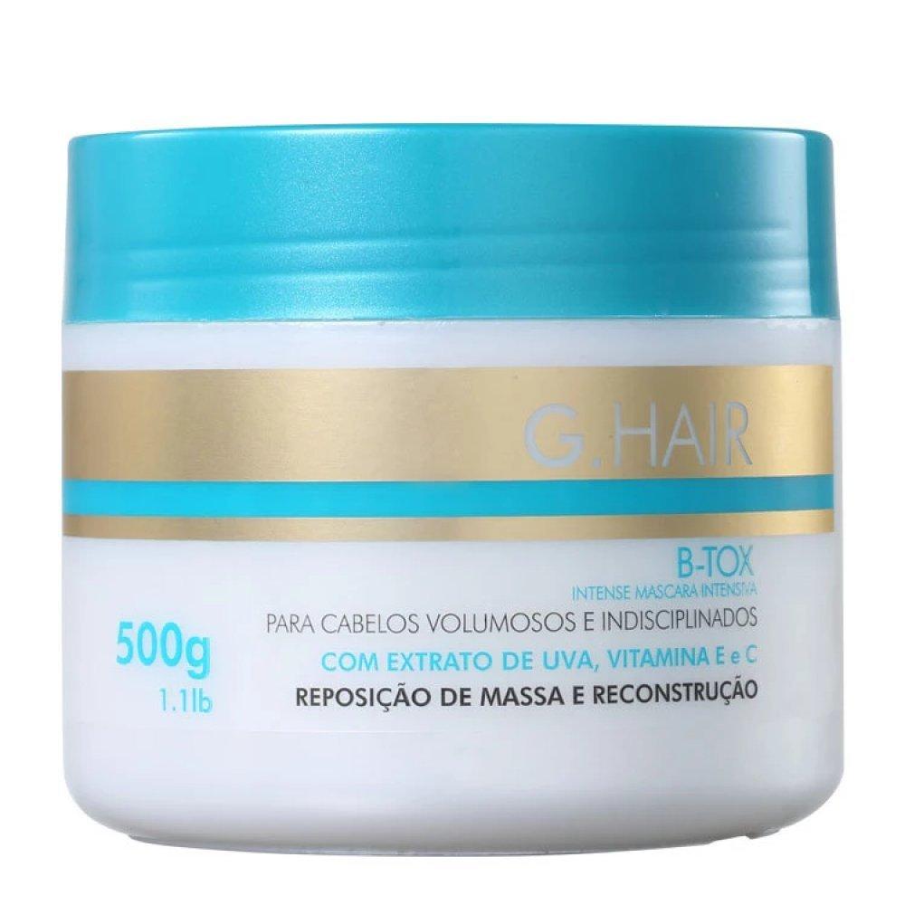 B-Tox G. Hair (1 KILO) (500 GRAMS) G HAIR