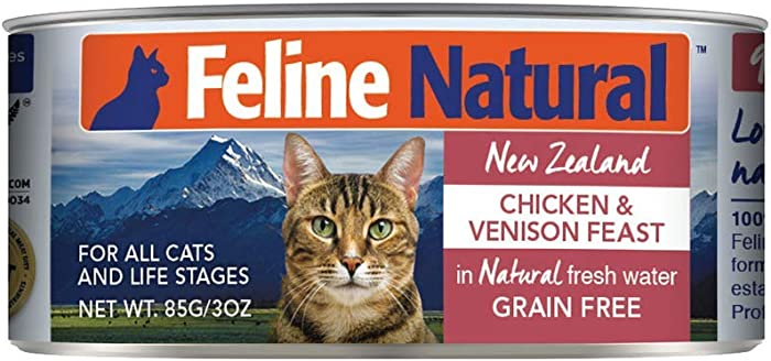 Top 9 Feline Naturalcat Food