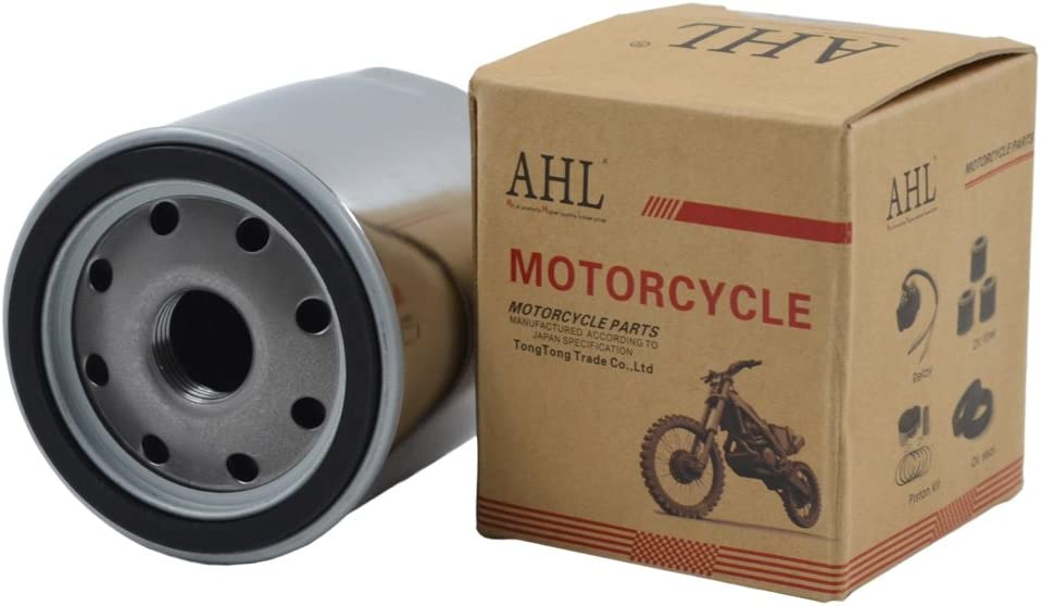 AHL 153 Oil Filter for Ducati 916 Monoposto 916 1997-1998//916 Senna 916 1996-1998 black
