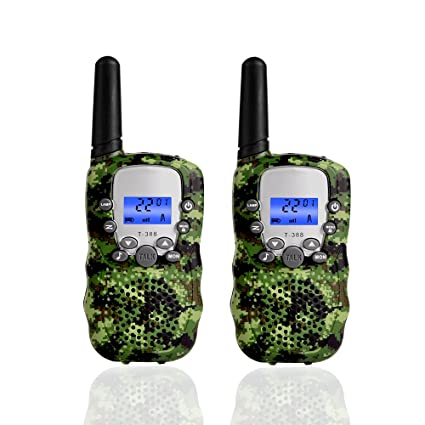 Amazon Com Toys For 3 12 Year Old Boy Girl Kids Gift Walkie Talkie