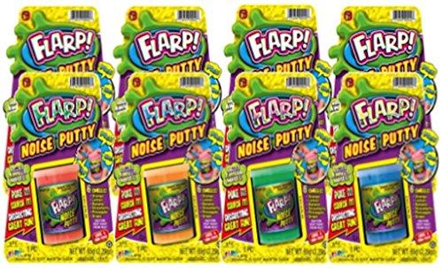 Ja-Ru Flarp - Funny Noise Maker ( Pack of 8)