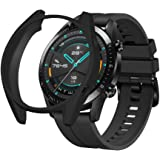 Shinesky TPU Thin Soft Protector Bumper Watch Frame Case Cover for Huawei-Watch GT2 46mm