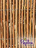 Willow Fencing Screening Rolls Garden Screen 4.0m x 1.2m