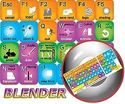 NEW BLENDER STICKER FOR KEYBOARD