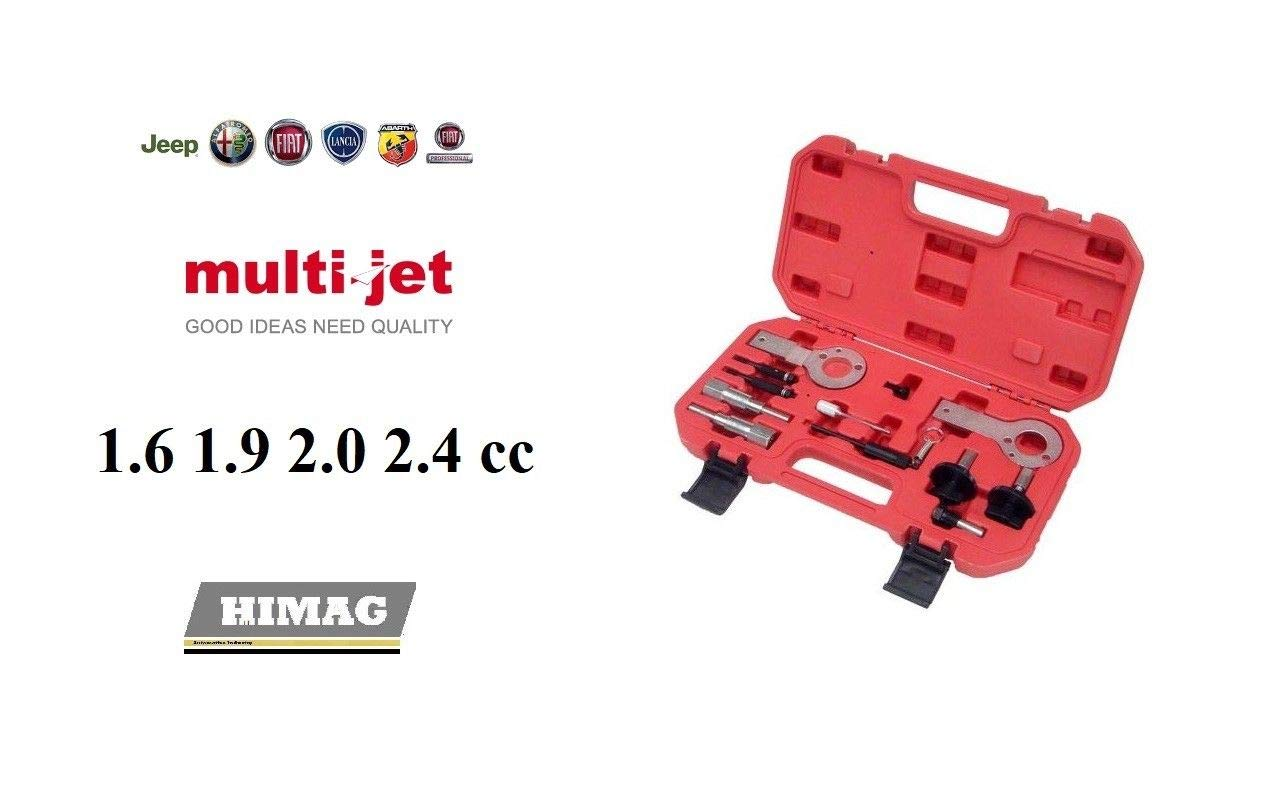 HIMAG Messa in Fase Fiat Alfa Opel 1.6 1.9 2.0 2.4 JTD Multijet CDTi