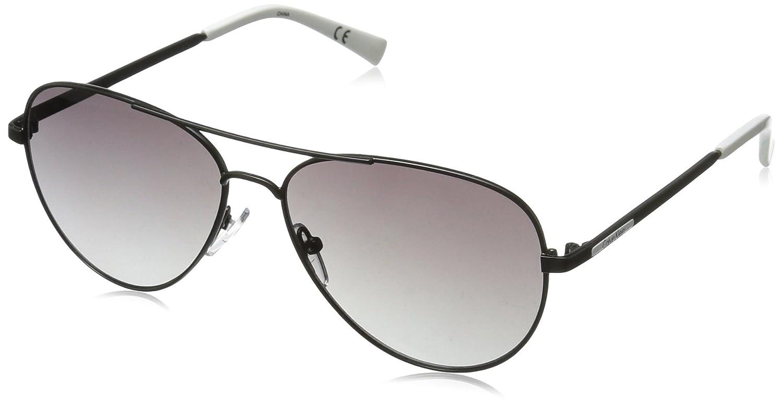 dad87e4101 Amazon.com  Calvin Klein R169S Aviator Sunglasses