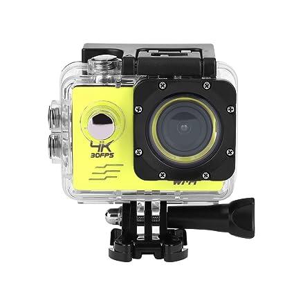 4K cámara de Movimiento Digital a Prueba de Agua a Prueba de Agua cámara Ultra HD