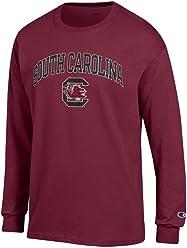 buy online 348b1 7c2c6 Elite Fan Shop NCAA Men s Team Color Long Sleeve Shirt