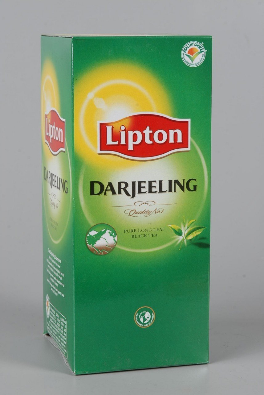Lipton Darjeeling Tea (Green Label) 500g (Pack of 12) by Lipton