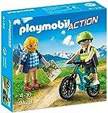 Playmobil 9129 Randonneur et cycliste