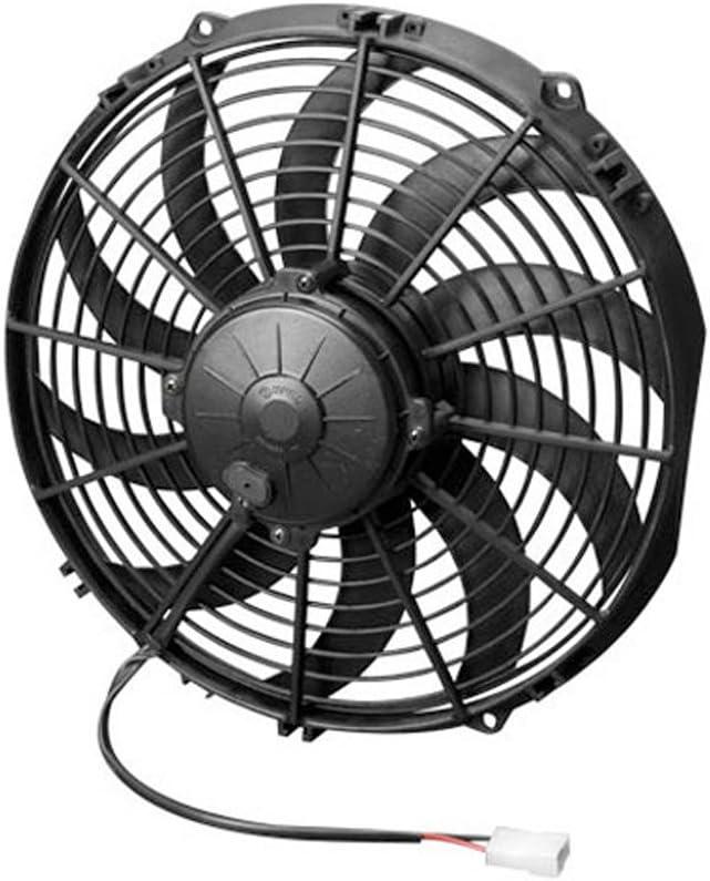 Spal 30102029 12 Swept Blade Fan