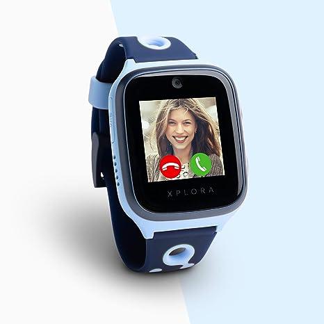 Xplora 4 Kids - Smartwatch para niños, Color Azul océano: Amazon ...