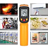 Digital Infrared Thermometer, GM320 Non-Contact