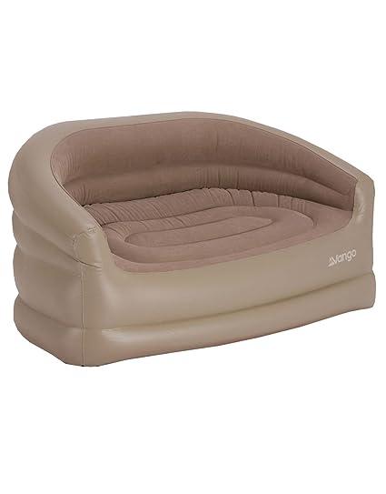 Vango Inflatable Sofa, Black, One Size