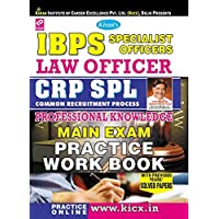 IBPS SO Law Officer CRP SPL Professional Knowledge Main Exam Practice Work Book - 2078