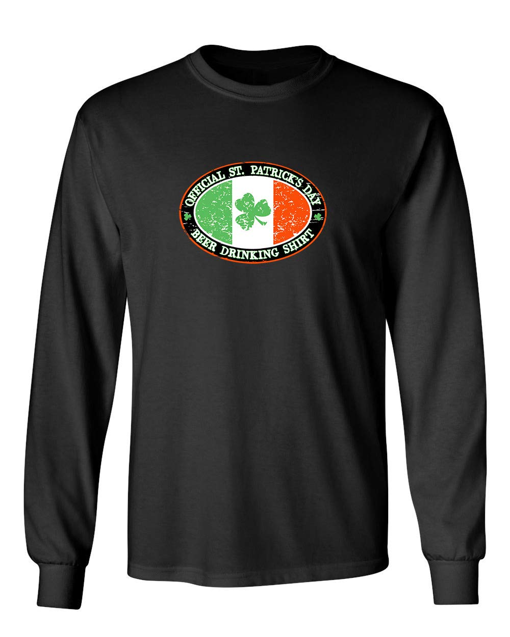 Beer Drinking St Patrick S Day Saint Irish Pats Sarcastic Funny T Shirt
