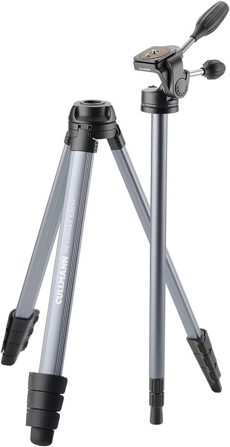 Cullmann Revomax 535m Rw32 Dreibeinstativ Mit Kamera