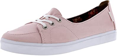 21047a9a54 Vans Women s Palisades Sf Dusty Rose Ankle-High Canvas Fashion ...