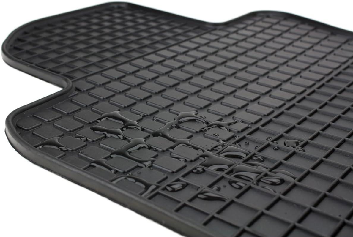 Fußmatten passgenau TOP Qualität  VW TOUAREG ab 2010  Gummifußmatten
