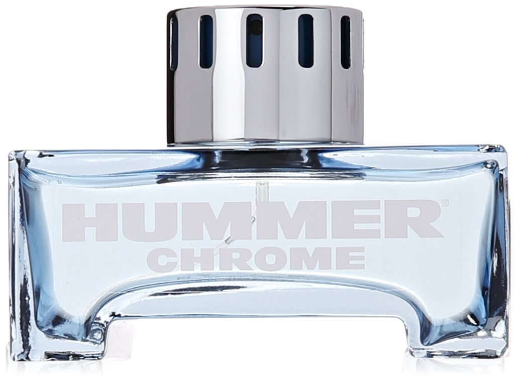 Hummer Chrome Cologne, 4.2 Ounce