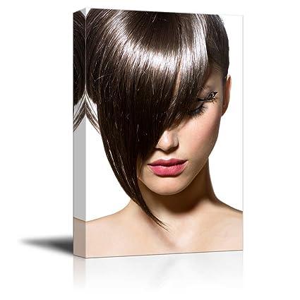Amazon Wall26 Canvas Prints Wall Art Fashion Haircut
