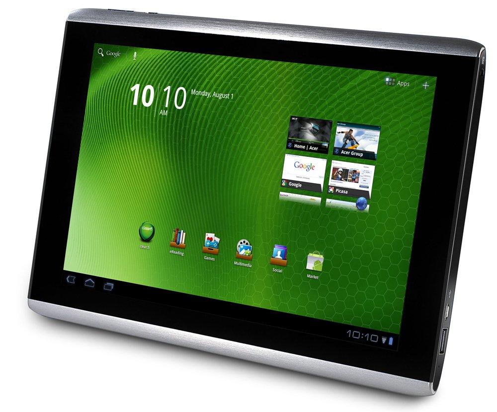 amazon com acer iconia tab a500 10s16u 10 1 inch tablet computer rh amazon com