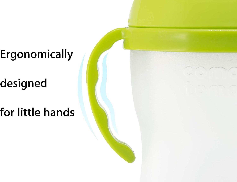 Green Compatible Baby Bottle Handles for Comotomo 2 Count
