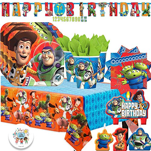 toy story party supplies - 1