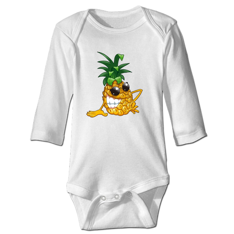 Imiss Print Baby Creeper Shark Pizza Baby Bodysuit One Piece
