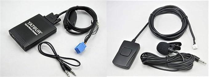 Yatour MT-06 Module Bluetooth Câble Adaptateur De Vieux Sur Nouveau Port Fiche