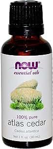 Now Foods Essential Oils, Atlas Cedar, 30ml