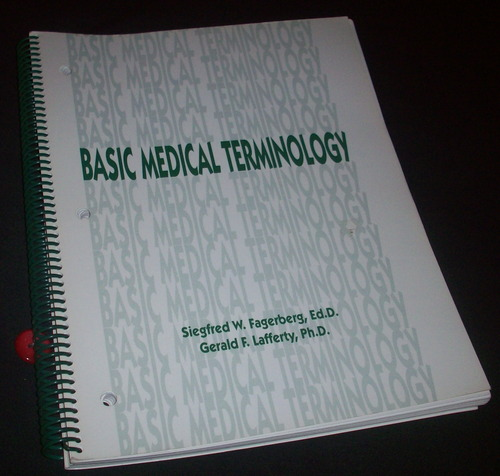 BASIC MEDICAL TERMINOLOGY with Programmed Vocabulary