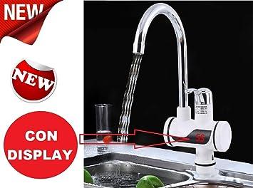 Heizung Wasserhahn Mischbatterie Elektro Boiler Heißem Wasser Küche  Badezimmer