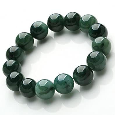 jade ice store natural jadeite good charm green light product luck larger image bracelet see