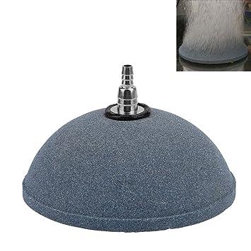Uniclife - ASR100 - Difusor de piedra de burbujas aire, difusor mineral con forma de