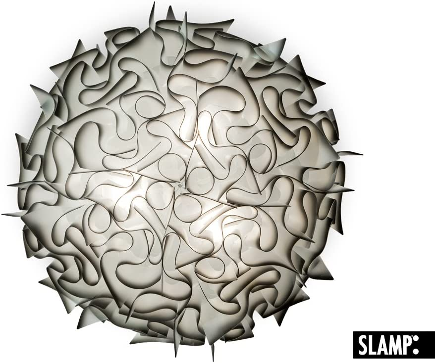 Slamp Deckenleuchte Veli grau 78 cm