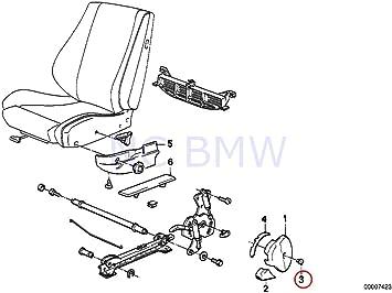 BMW Genuine Push-Button